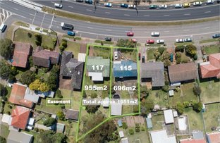 Picture of 115 & 117 University Drive, North Lambton NSW 2299