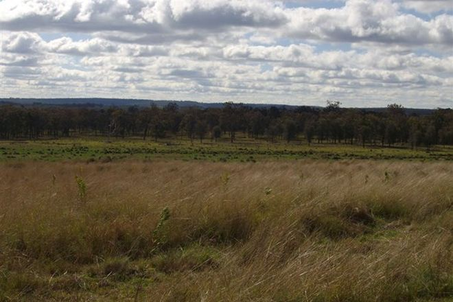 Picture of Lot 58 Mount Kent Boundary Road, NOBBY QLD 4360