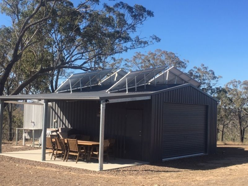 121 Maidenwell Upper Yarraman Road, Maidenwell QLD 4615, Image 2