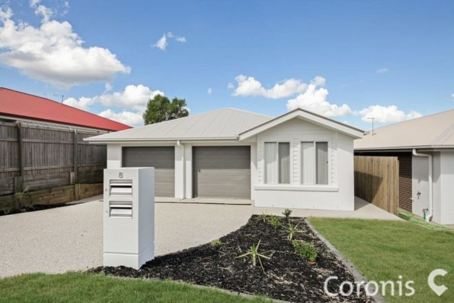 Picture of 8B Hobson Place, BORONIA HEIGHTS QLD 4124