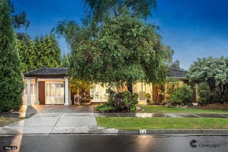 43 Merryn  Grove, Wantirna South VIC 3152, Image 0
