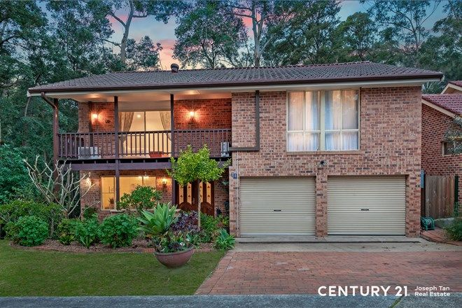 Picture of 21 Bellwood Place, CASTLE HILL NSW 2154