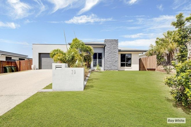 Picture of 20 Norfolk Drive, HIDDEN VALLEY QLD 4703