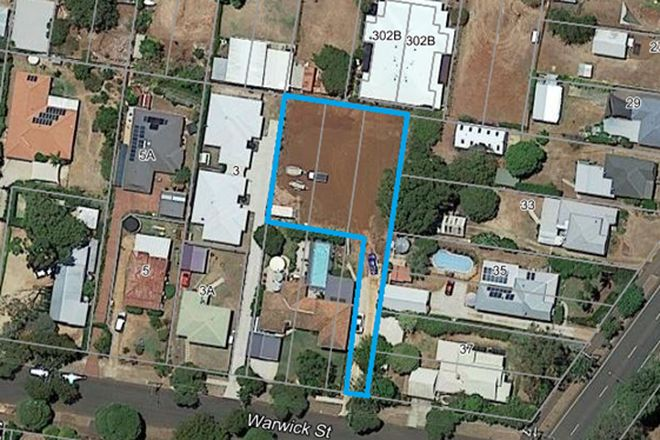 Picture of 1A Warwick Street, HARRISTOWN QLD 4350