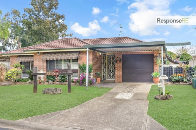 Picture of 19 Elouera Court, CLAREMONT MEADOWS NSW 2747