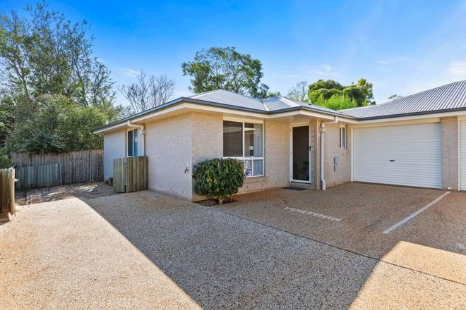 Picture of 4/311 Alderley Street, SOUTH TOOWOOMBA QLD 4350