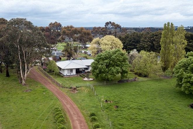 Picture of 393 Chrome Road, BRANXHOLME VIC 3302