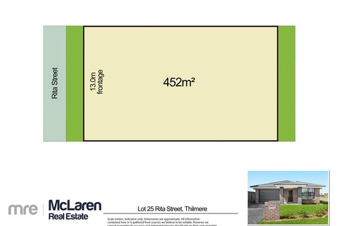 Picture of Lot 25 Rita Street, THIRLMERE NSW 2572