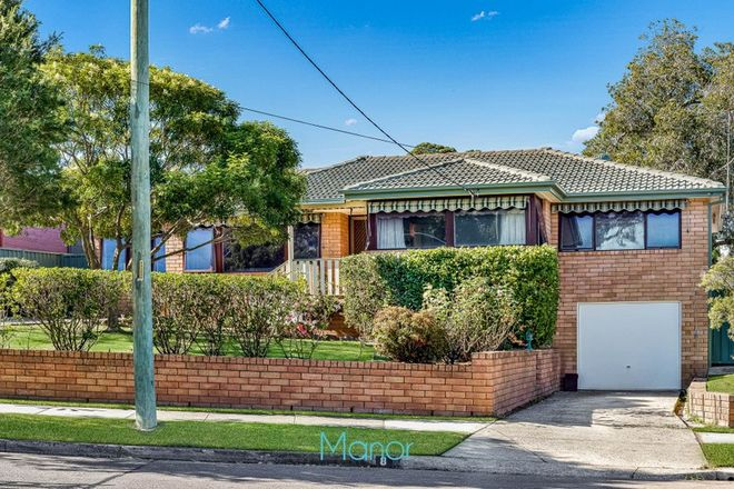 Picture of 8 Lomond Crescent, WINSTON HILLS NSW 2153