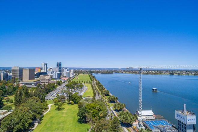 Picture of 2105/1 Geoffrey Bolton Avenue, Perth WA 6000, PERTH WA 6000