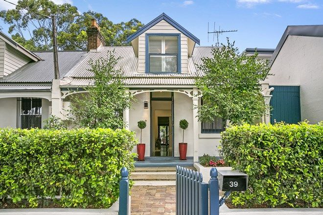 Picture of 39 Gerard Street, ALEXANDRIA NSW 2015