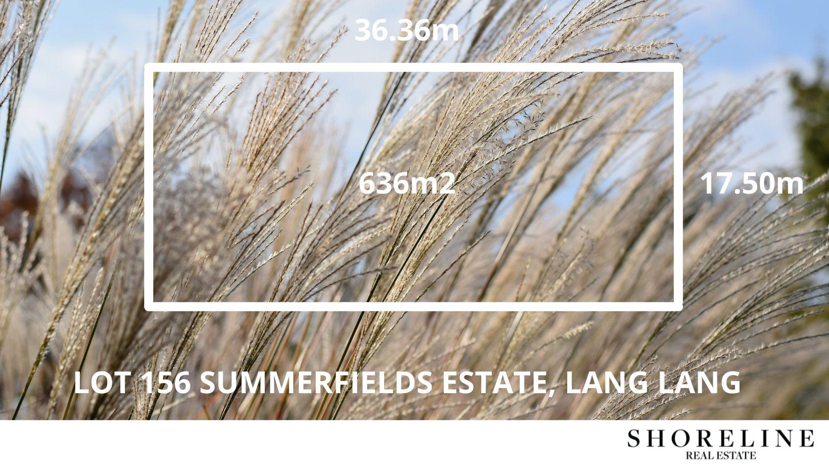 Lot 156 Summerfields Estate, Lang Lang VIC 3984, Image 1