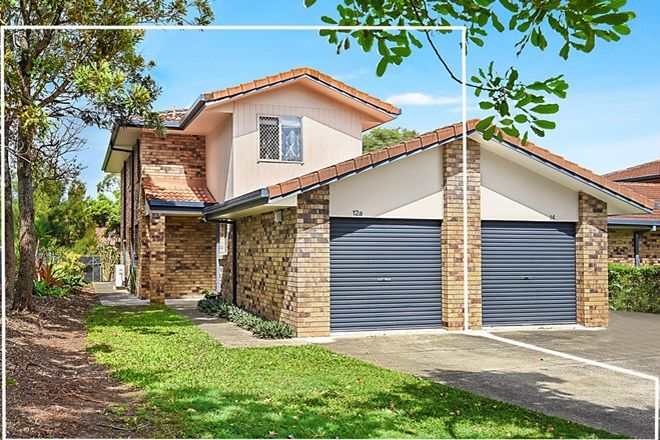 Picture of Townhouse 12a @ 11 Waterford Court, BUNDALL QLD 4217