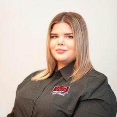 Elle Fricker, Sales representative