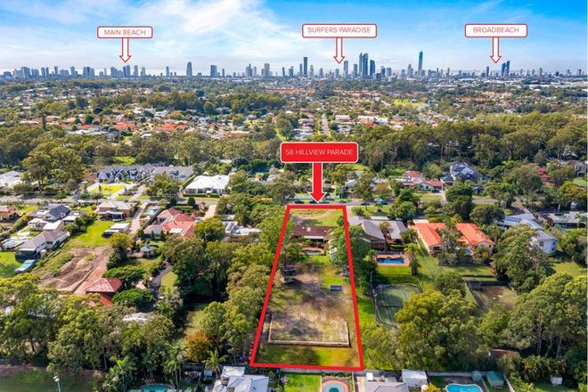 Picture of 58 Hillview Parade, ASHMORE QLD 4214