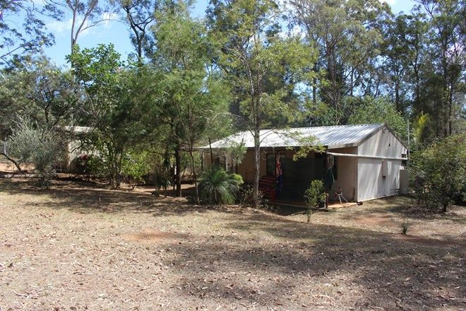 Picture of 57 Gilliland, BLACKBUTT NORTH QLD 4306