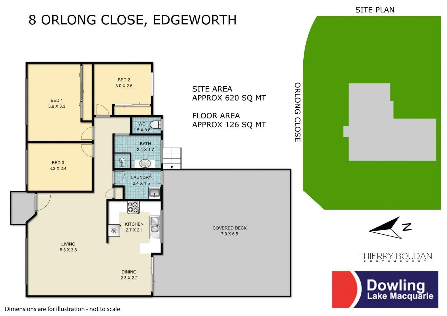 8 Orlong Close, Edgeworth NSW 2285, Image 1