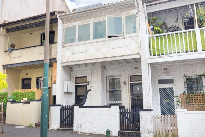 Picture of 9 Hughes Street, POTTS POINT NSW 2011
