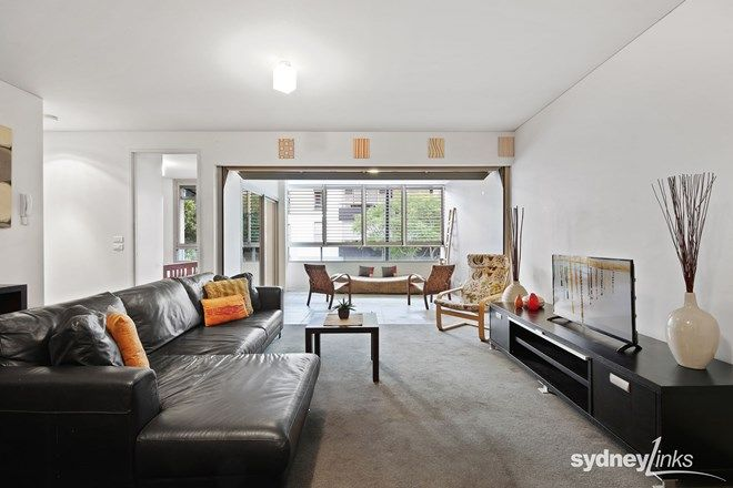 Picture of 3205/1 Alexandra Drive, CAMPERDOWN NSW 2050