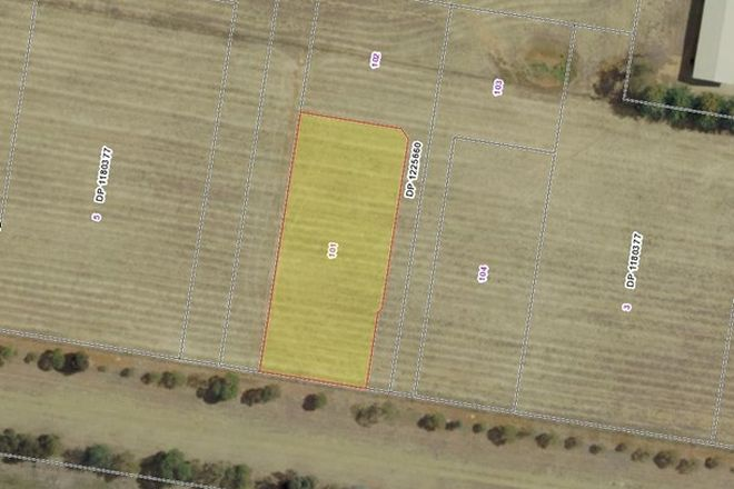 Picture of Lot 101 McDonald Lane, CANOWINDRA NSW 2804