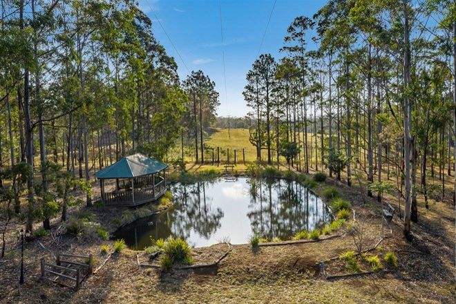 Picture of 84 Palmtree Road, PALMTREE QLD 4352