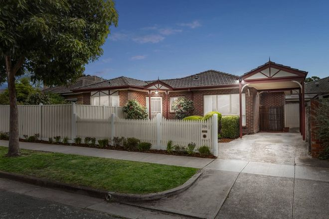 Picture of 29 Wallace Road, BURWOOD VIC 3125