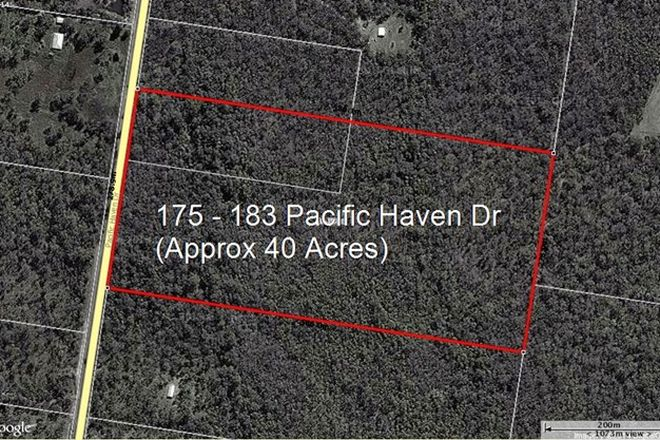 Picture of 175-183 Pacific Haven Drive, PACIFIC HAVEN QLD 4659