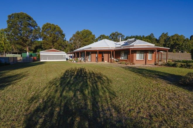 Picture of 232 Greenbushes-Grimwade Road, NORTH GREENBUSHES WA 6254