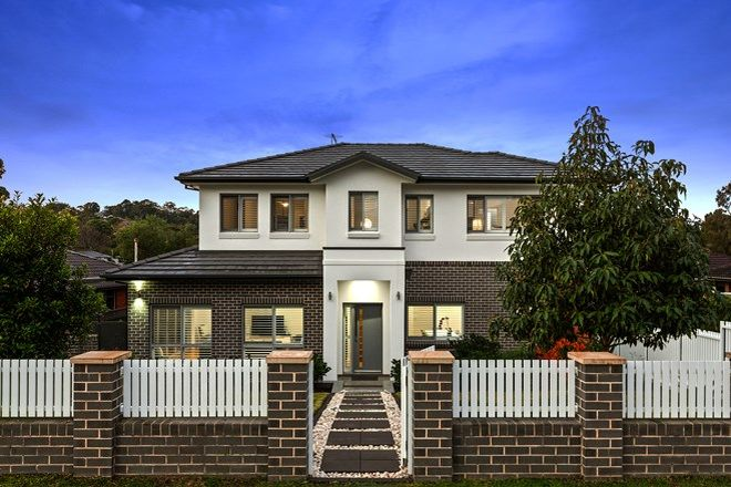 Picture of 48 Winbourne Street, WEST RYDE NSW 2114