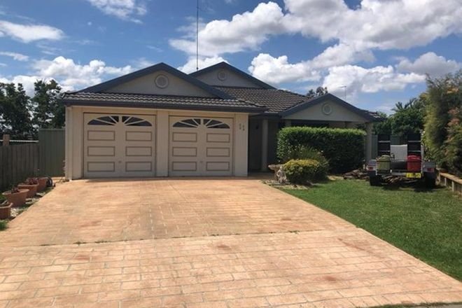 Picture of 11 Tanglewood Place, GLENMORE PARK NSW 2745