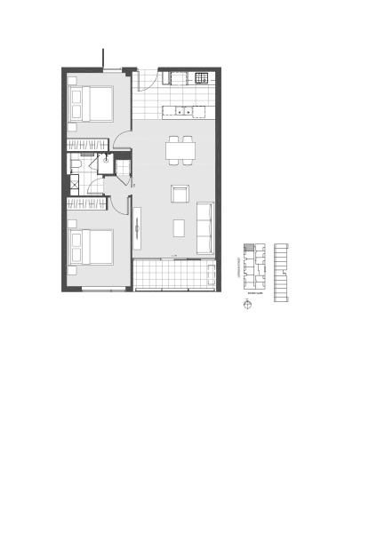 206/68 Leveson Street, North Melbourne VIC 3051, Image 6