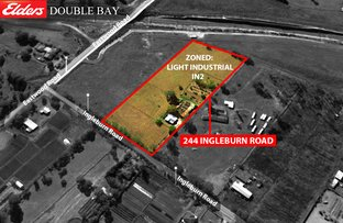 Picture of 244 Ingleburn Road, Leppington NSW 2179