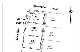 Picture of Lot 34 & Lot 35 Dawson Boulevard, Rural View QLD 4740