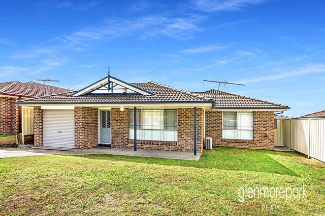 Picture of 95 The Lakes Drive, GLENMORE PARK NSW 2745