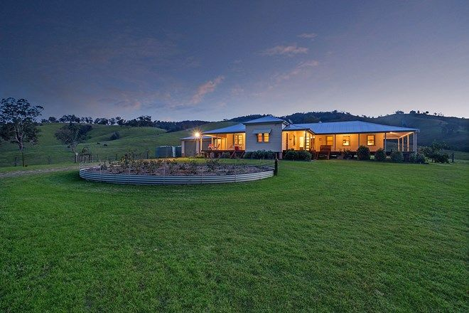 Picture of 321 Masseys Creek Rd,Eccleston via,, EAST GRESFORD NSW 2311