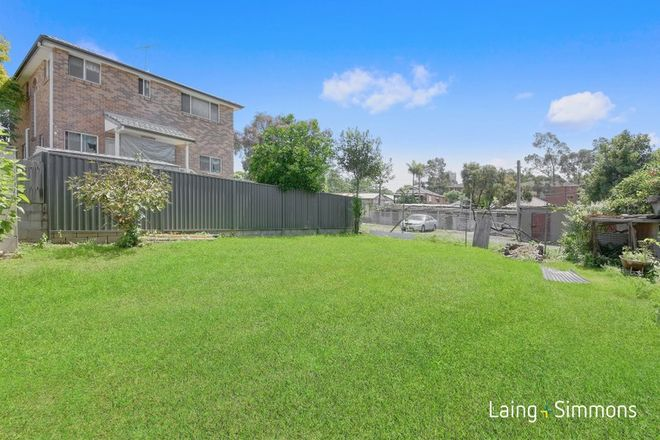 Picture of 8 Dixon Street, PARRAMATTA NSW 2150