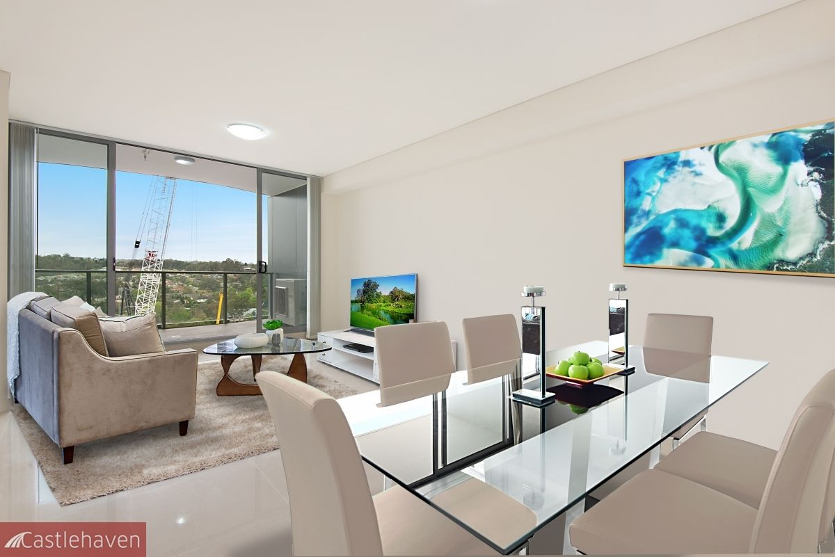 A1304/299 Old Northern  Road, Castle Hill NSW 2154, Image 0
