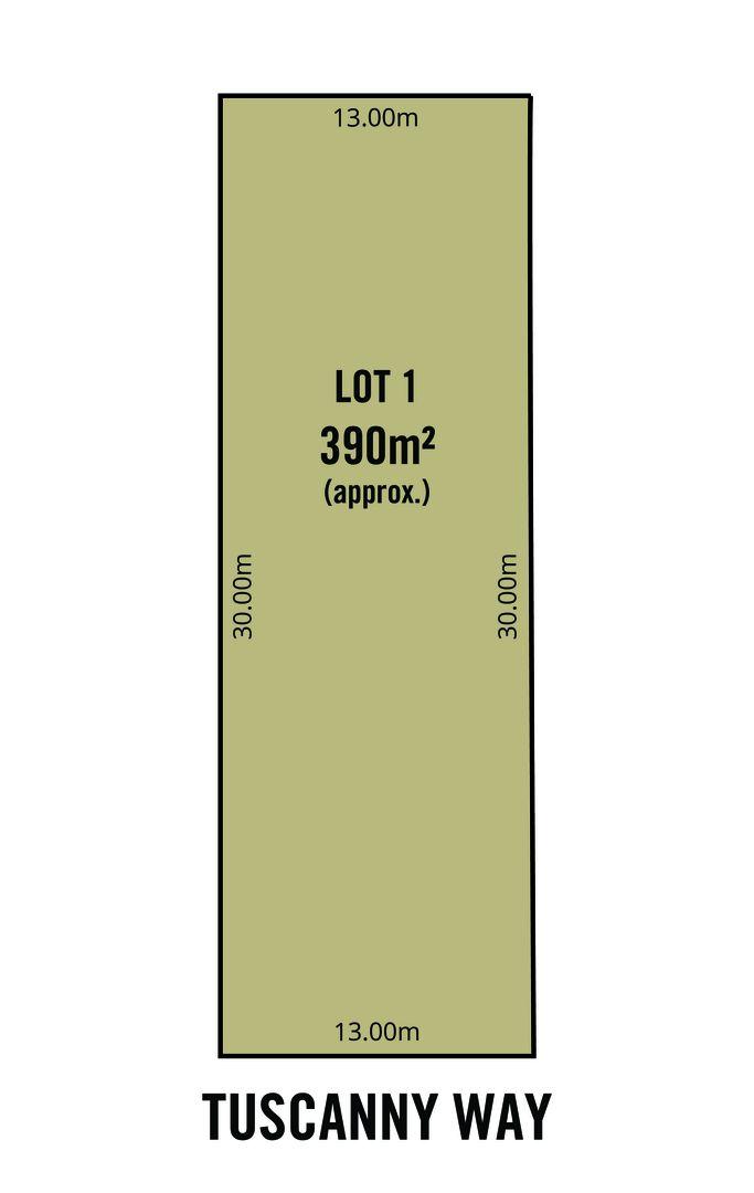 Lot 1 Tuscanny Way, Woodcroft SA 5162, Image 1