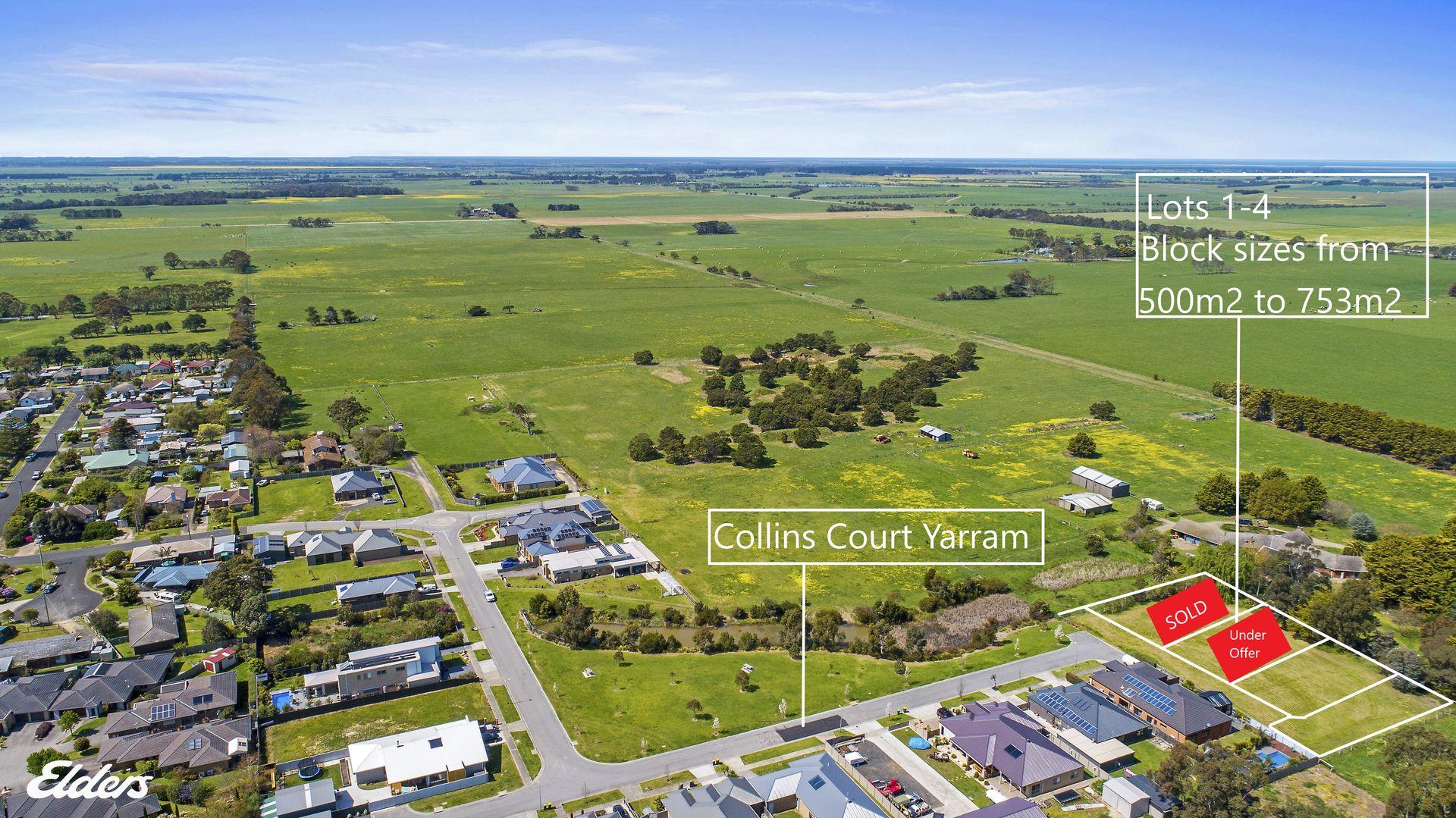 Lot 1&2 Collins Court, Yarram VIC 3971, Image 0