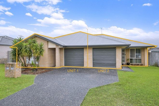 Picture of 2/6 Soward Court, MORAYFIELD QLD 4506