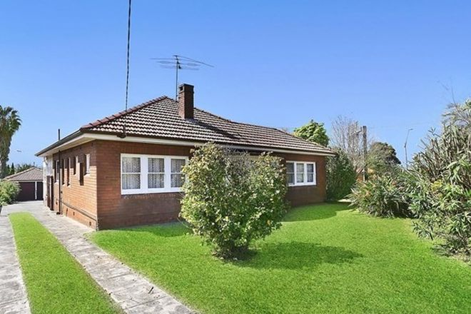 Picture of 1 Harrison Avenue, CONCORD WEST NSW 2138