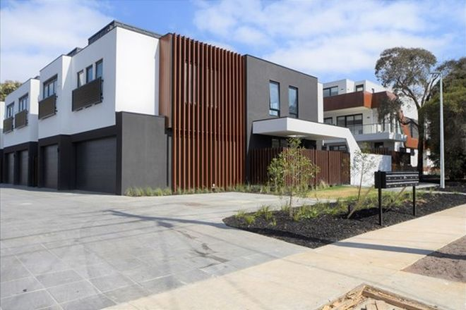 Picture of 117/9 Renver Road, CLAYTON VIC 3168