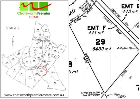 Lot 29 SADDLEBAG COURT, Chatsworth QLD 4570, Image 1