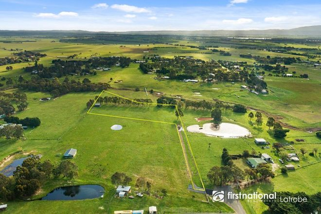 Picture of Lot 2, 11 Tenneille Court, ROSEDALE VIC 3847