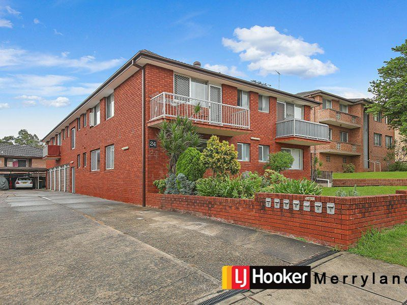 1/24 Birmingham St, Merrylands NSW 2160, Image 0