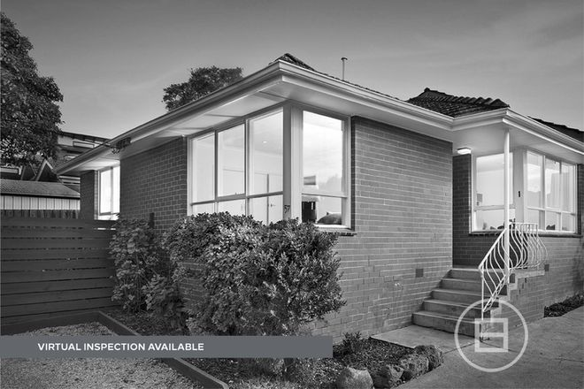Picture of 1/57 Hartwood Street, KEW EAST VIC 3102