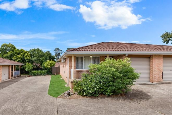 Picture of 4/4 Bensley Road, MACQUARIE FIELDS NSW 2564