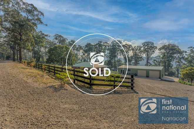 Picture of 7 Old Traralgon Road, JACOB CREEK VIC 3825