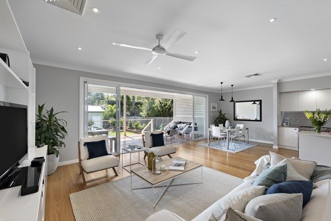 Picture of 12 St Pauls Road, NORTH BALGOWLAH NSW 2093