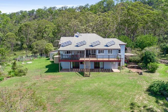 Picture of 712 Rockmount Road, PRESTON QLD 4352